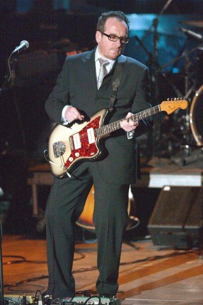Elvis Costello the snarky romantic