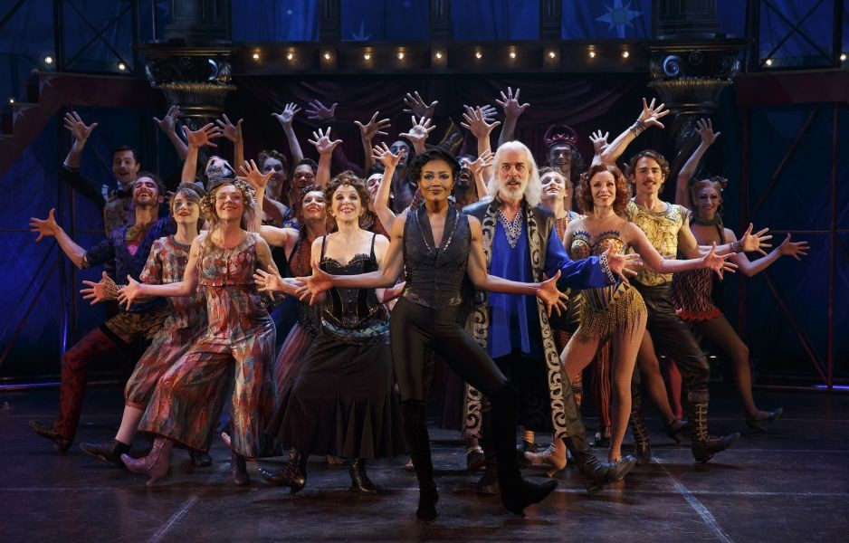 Broadway hit 'Pippin' to launch national tour in Denver