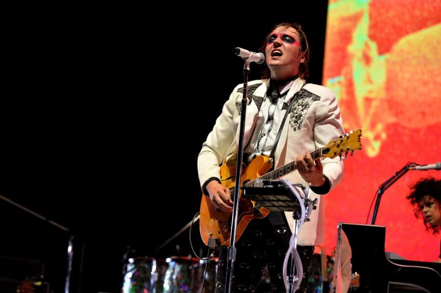 Arcade Fire and other Glastonbury acts touring the U.S. this summer