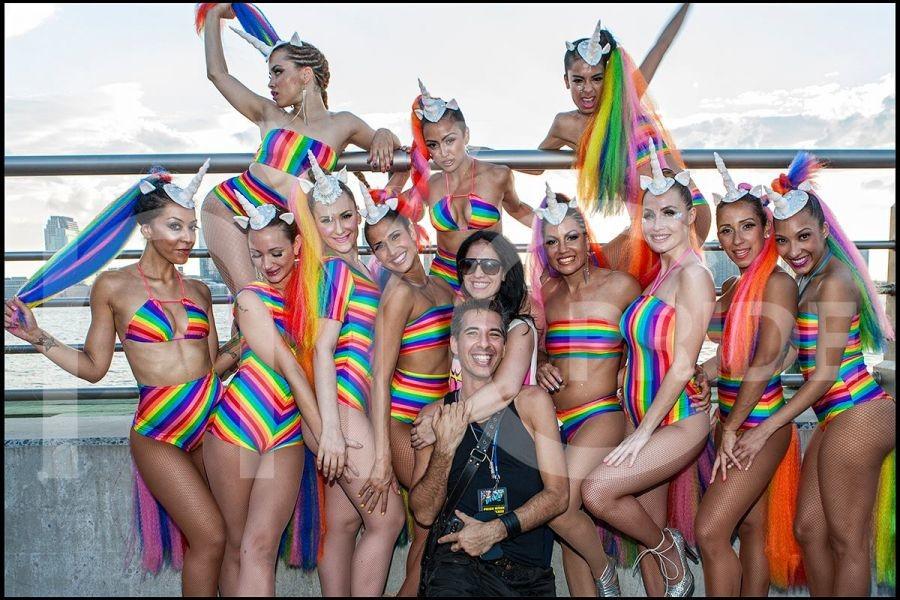 New York Pride is this weekend