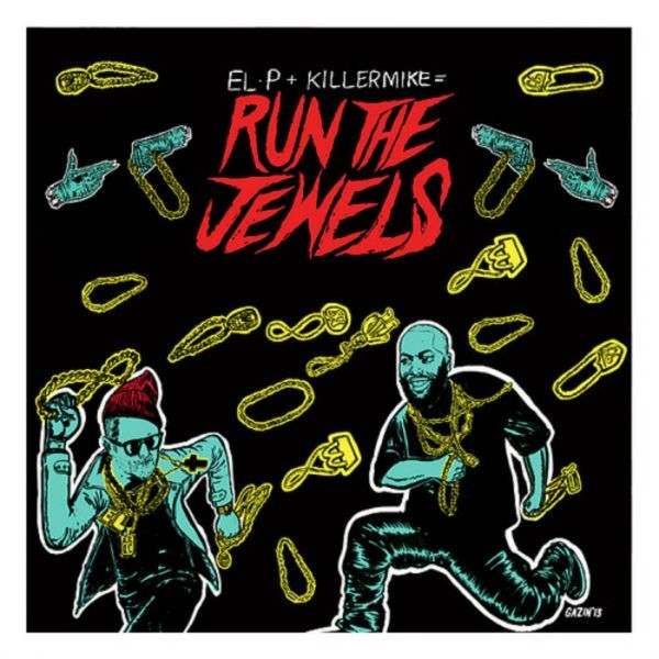 Run The Jewels takes to the road this summer