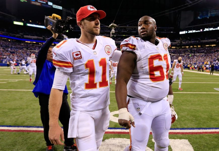 The Kansas City Chiefs voted as 5th most likable team in the NFL
