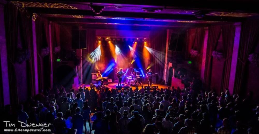 Get to know a Denver band: The Congress