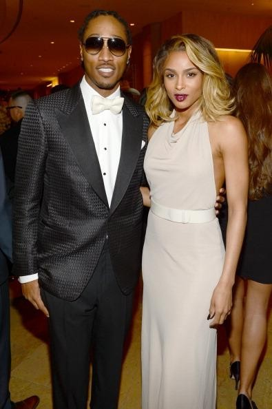 Ciara is officially engaged to rapper Future