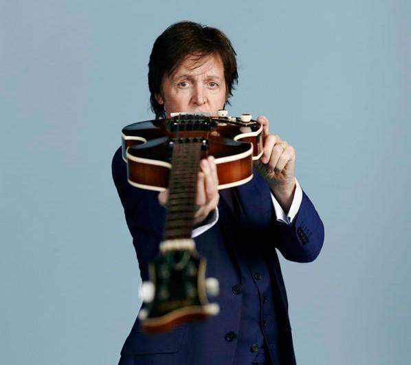 Paul McCartney phones Long Island radio station on weekend in his honor