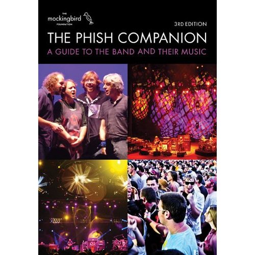 Phish Companion book due in April