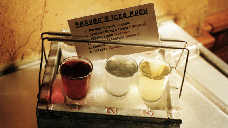 Bars with the best infused vodka you'll find in Manhattan