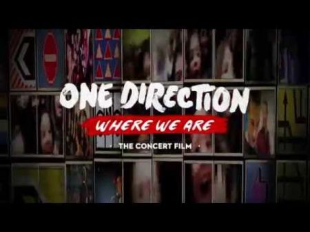 One Direction announce new concert film