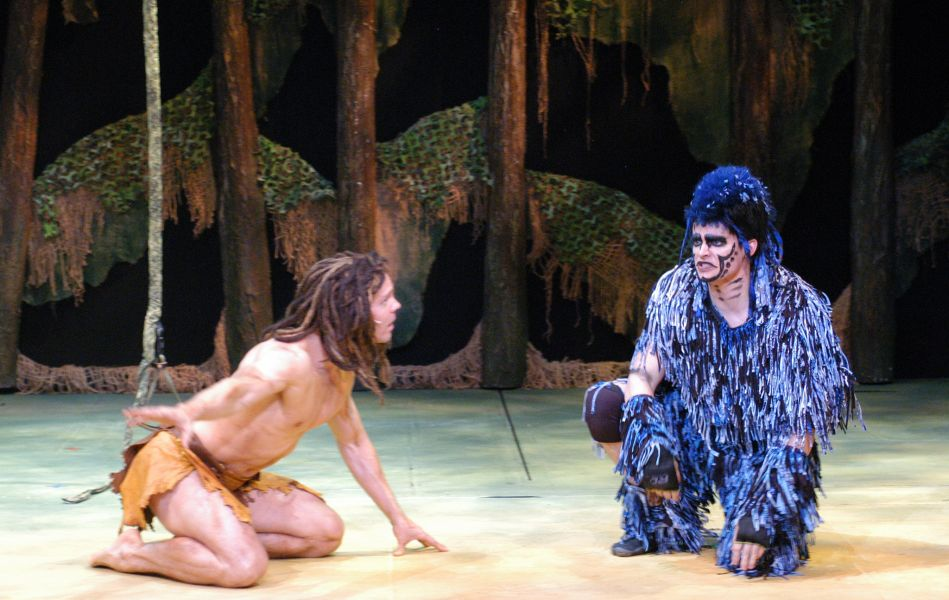 Review: 'Tarzan' swings and sings at the Arvada Center