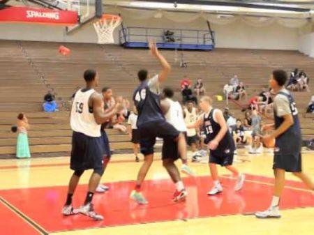 USA Basketball National Team Tour kicks off in Las Vegas