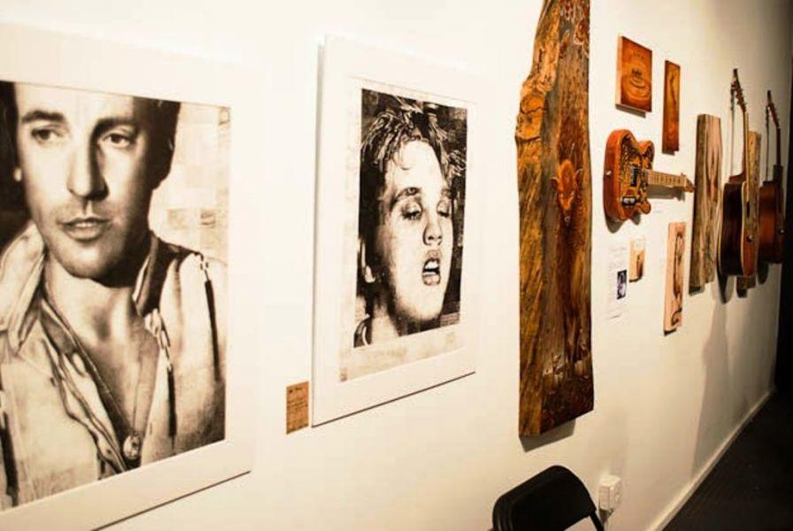 Enjoy culture at one of Denver's fine art galleries