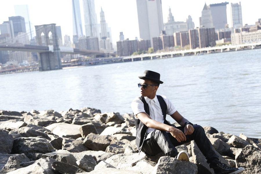 Introducing alternative hip-hop artist, Patrick Toussaint