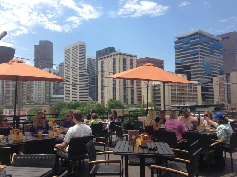 Best Outdoor Seating Areas At Denver Bars And Restaurants