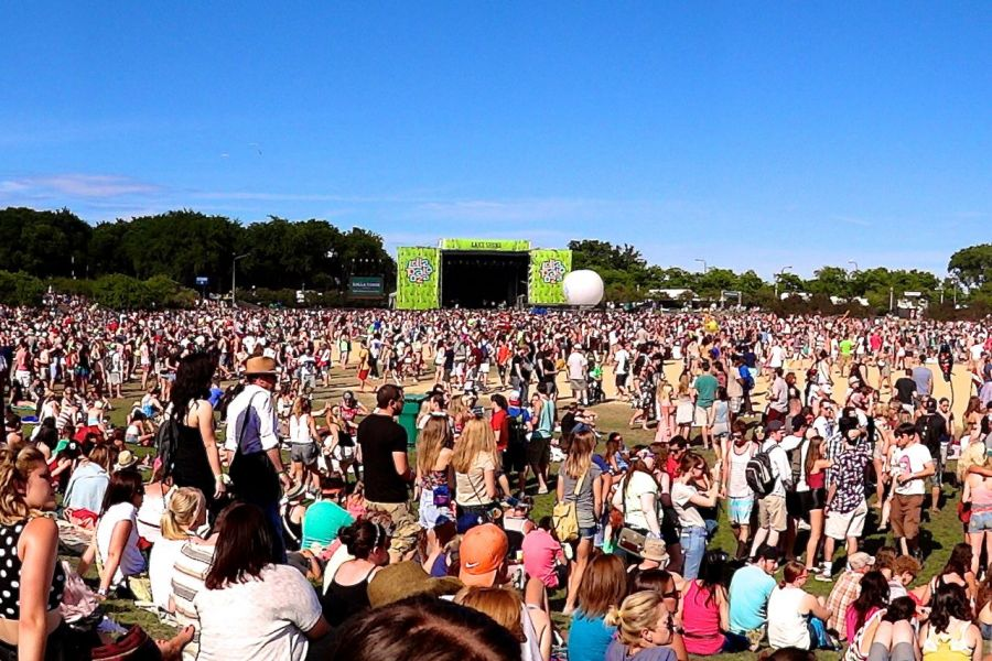 Lollapalooza 2014: Parking and transportation tips