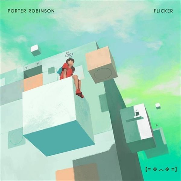Listen: Porter Robinson funks up his sound on new single 'Flicker'