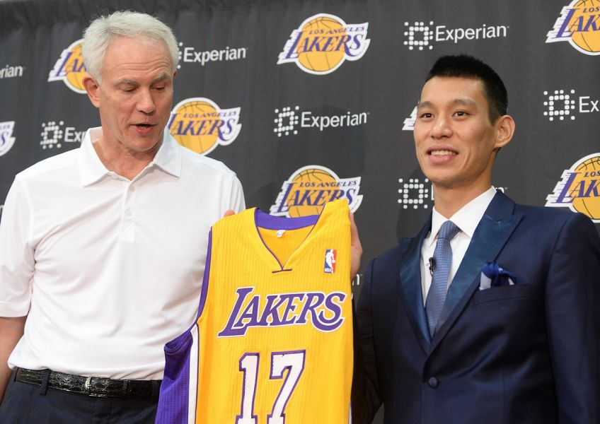 Jeremy Lin doesn't believe he's close to his 'prime' yet