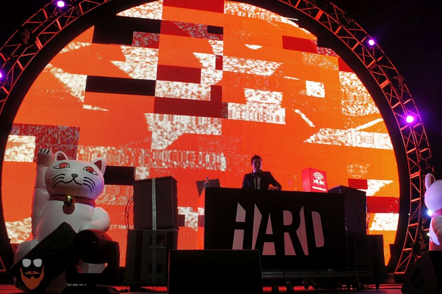 HARD Summer 2014: Sunday preview