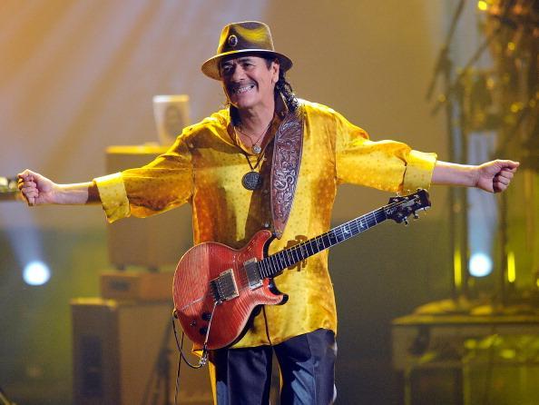 Santana releases new album, 'Shape Shifter'