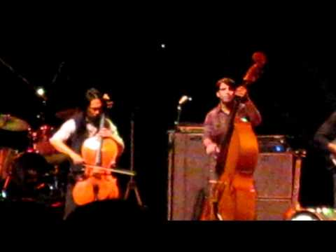 The Avett Brothers kick up some dust at Radio City Music Hall