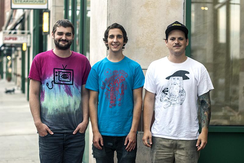 Interview with New Hampshire progressive rock band Comma