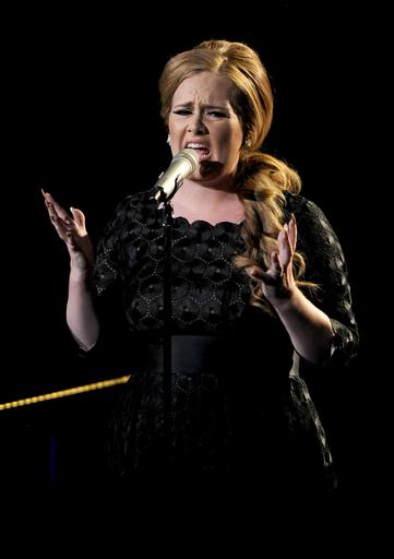 Adele's '21' album ties Billy Ray Cyrus for Billboard record
