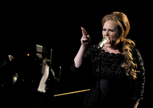 Adele's 'Someone Like You' featured in 'SNL' skit with Emma Stone and Coldplay