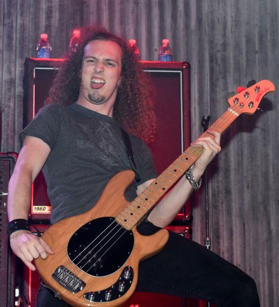 Las Vegas rock band Adelitas Way hosts release party for new album 'Stuck'