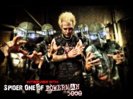 Powerman 5000 vocalist talks new album, 'Builders of the Future'