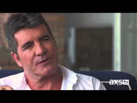 Breaking news: Simon Cowell to join AXS TV lineup