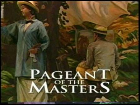 Pageant of the Masters: Real life people recreating artistic masterpieces
