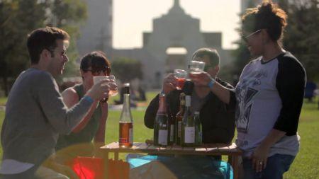 Street Food Cinema: L.A.'s food truck and high-def film screenings