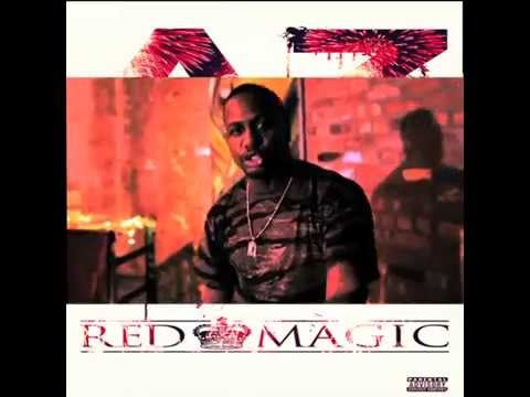 AZ hosts private screening for new music video, 'Red Magic'