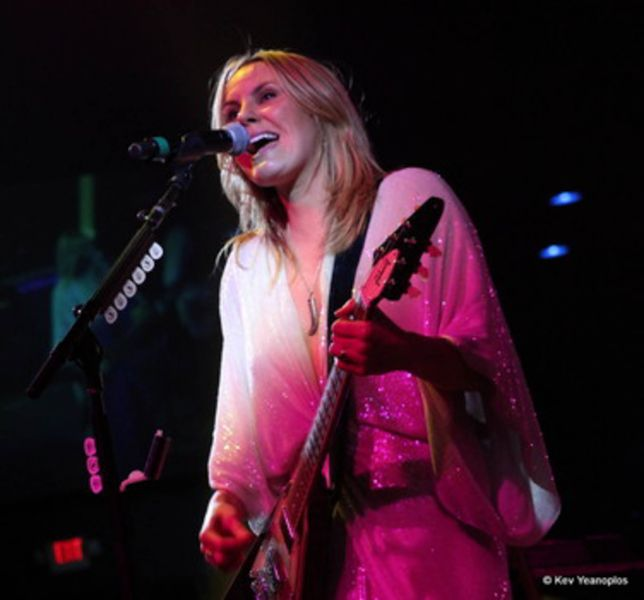 Grace Potter & The Nocturnals join Phases of the Moon lineup: Ooh la la