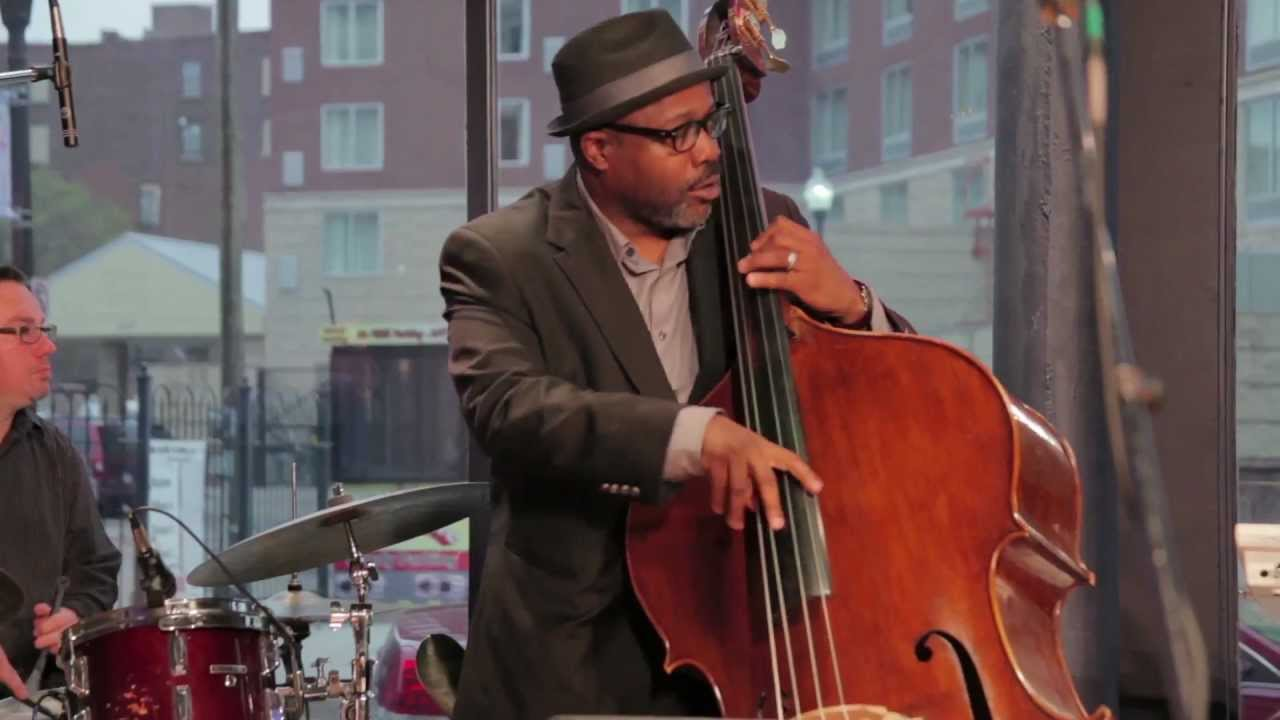 Rodney Whitaker's quartet with sax ascends common status in upcoming release