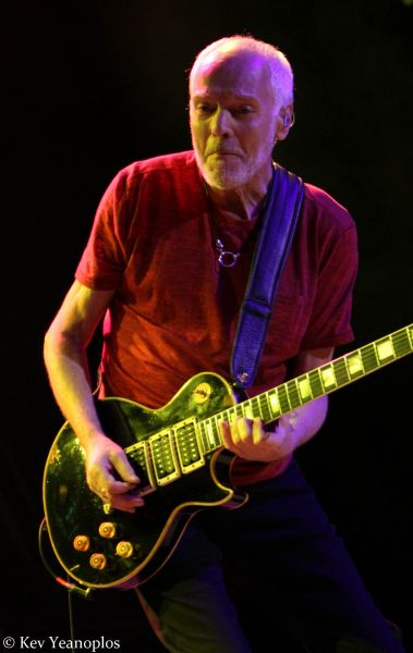Peter Frampton masterfully fretful at Ovations Live!