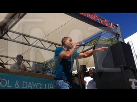 "Watch: Will Smith and DJ Jazzy Jeff ""Fresh Prince"" reunion in Las Vegas"