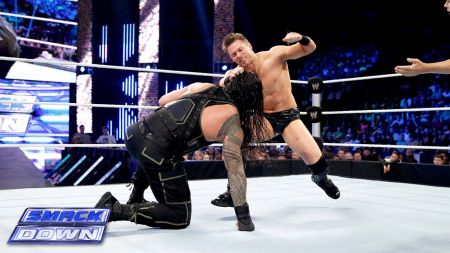 Review of WWE Smackdown at Key Arena in Seattle, August 15
