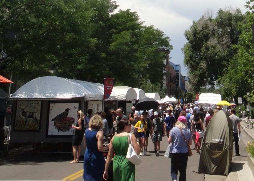 Best festivals in Denver during Labor Day weekend 2014