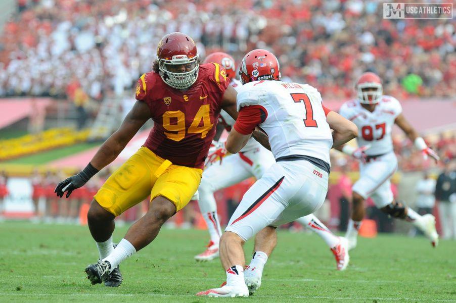 Leonard Williams: USC's defensive anchor