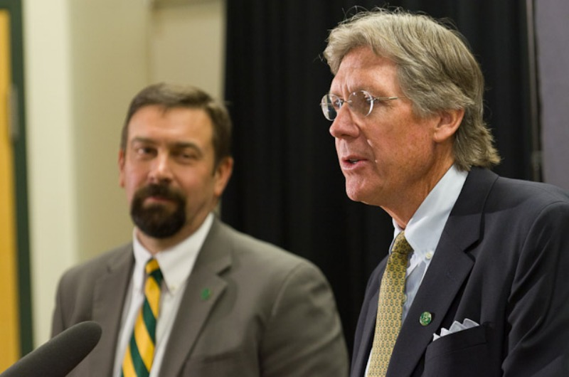 CSU Athletic Director Jack Graham surprisingly terminated