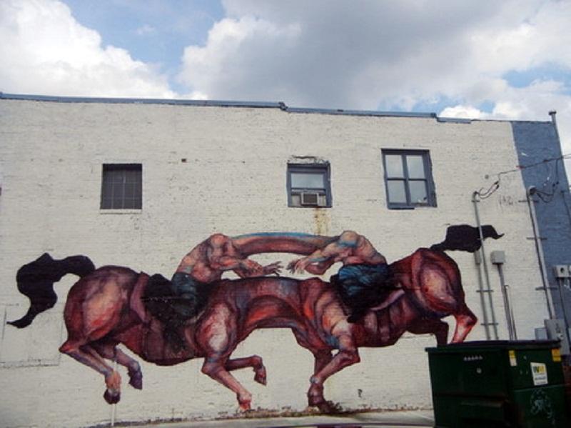 Living Walls 2014 kicks off in Atlanta