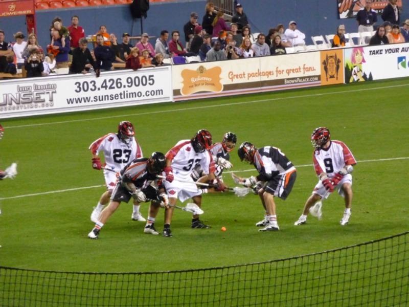 Denver Outlaws win Major League Lacrosse Championship