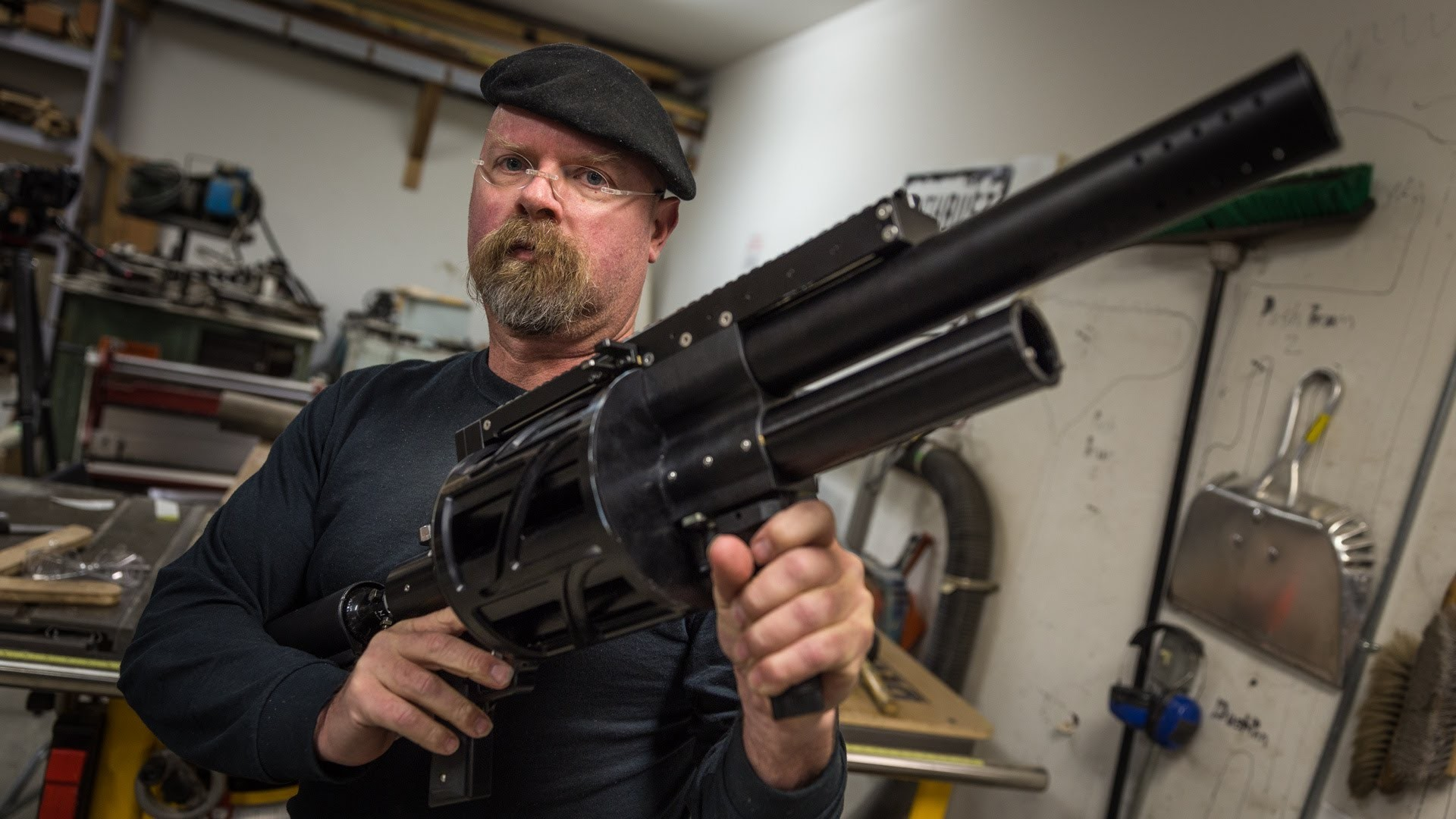 Jamie Hyneman: get to know the 'MythBusters' star outside of M5