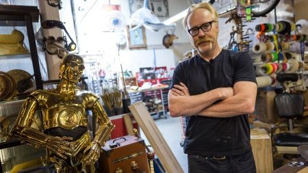 Adam Savage: who is the 'MythBusters' star outside the hit show?