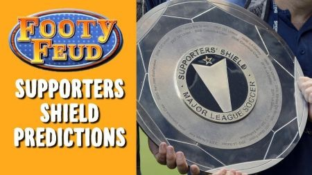 LA Galaxy on the hunt for the Supporters' Shield award