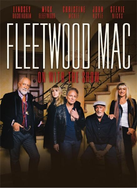 Fleetwood Mac: On With the Show tour at the Tacoma Dome