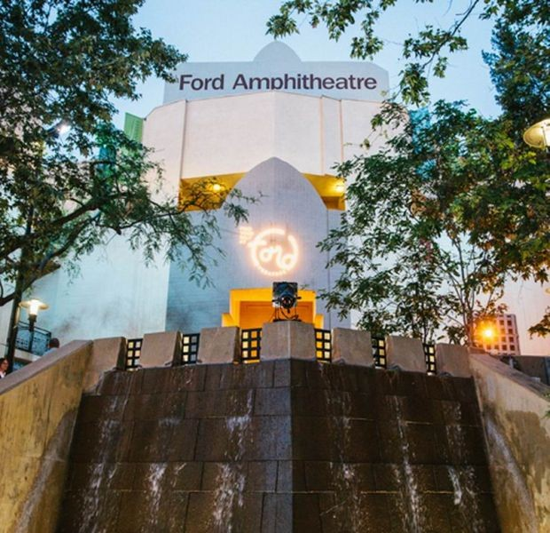 Guide to John Anson Ford Theatres