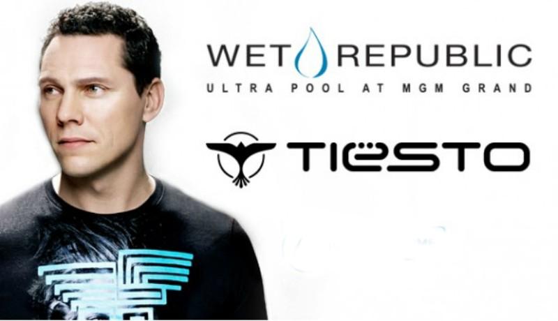 Wet Republic transforms into first-ever nighttime bash with DJ sensation Tiësto