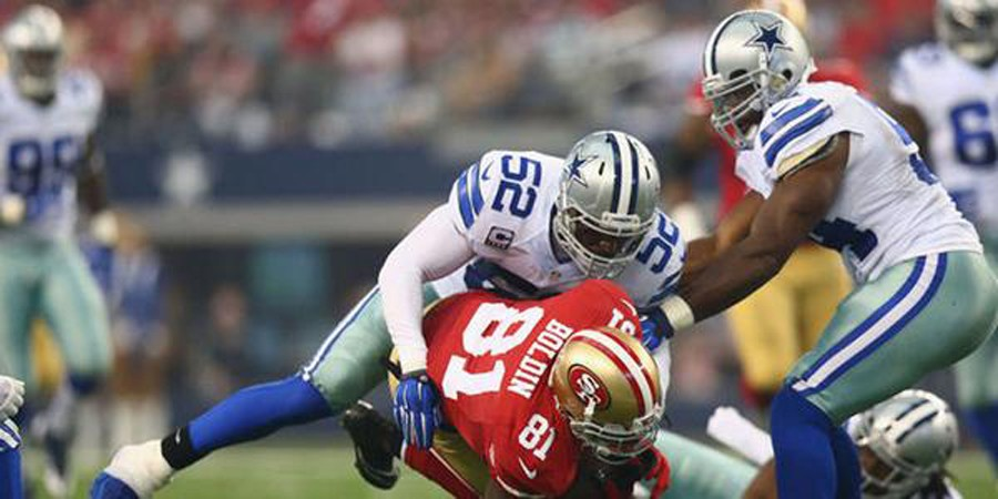 Dallas Cowboys injury: Justin Durant to miss up to 4 weeks with groin injury