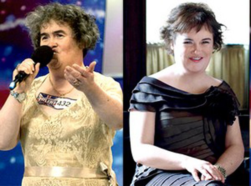 Guess who's coming to the JAX Times Union Ctr? Susan Boyle
